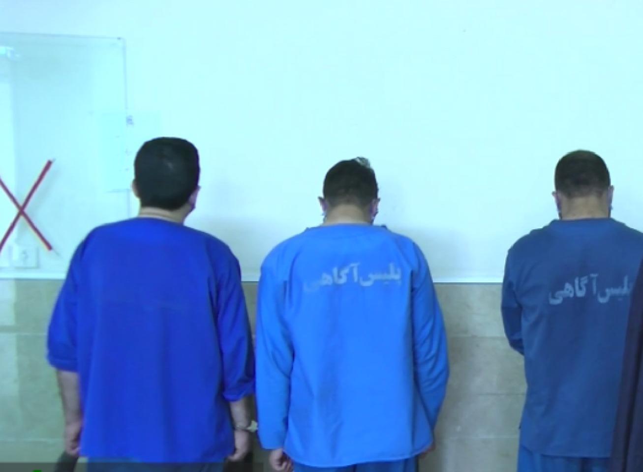 دستگیری سارقان خودرو در شبستر