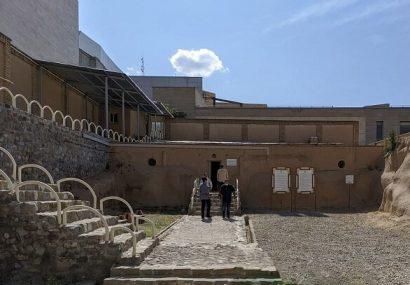 ساماندهی و تجهیز موزه عصرآهن تبریز