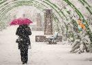 تشدید باران و برف و کاهش محسوس دما از چهارشنبه در آذربایجان شرقی