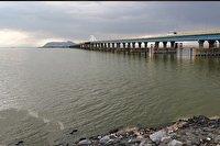 کاهش حجم آب دریاچه ارومیه به ۳.۲۹ میلیارد مترمکعب