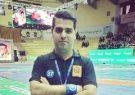 قضاوت داور مراغه ای در مسابقات جهانی ایتالیا