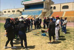 آغاز دوره آموزشی بیس بال و سافت بال با حضور مدرس ایتالیایی در تبریز
