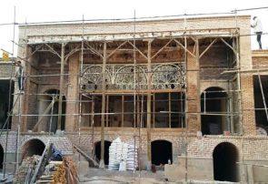 هزینه ۲۴۰ میلیارد ریالی برای مرمت مکانهای تاریخی تبریز